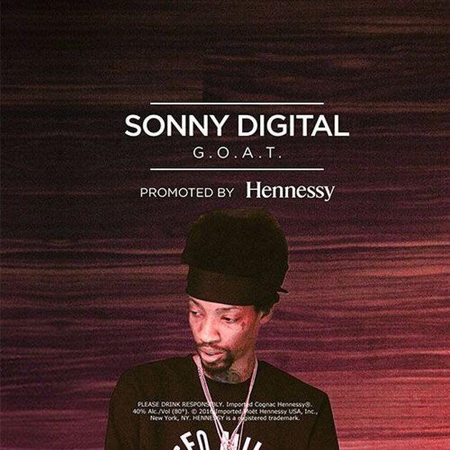 sonny digital G.O.A.T.