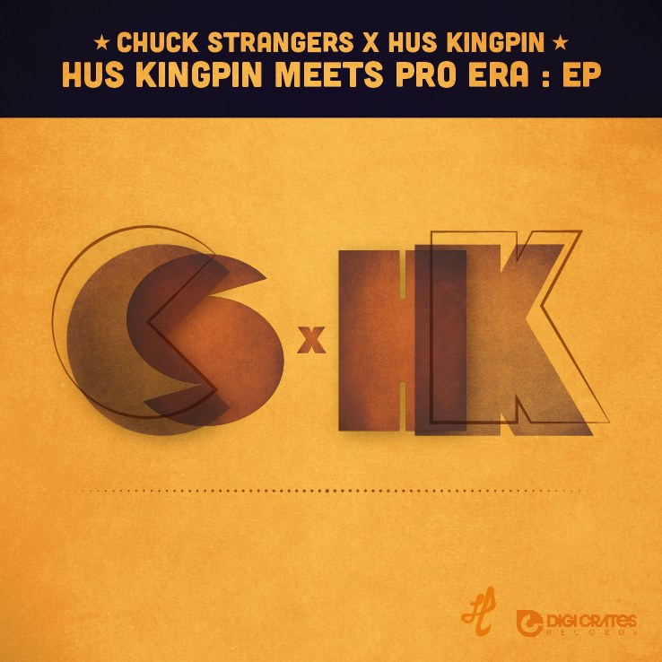 Hus Kingpin & Chuck Strangers