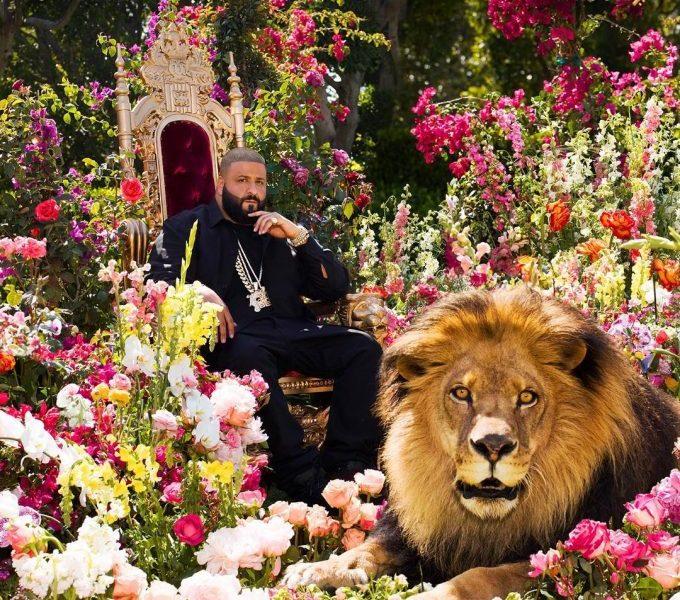 dj khaled major key