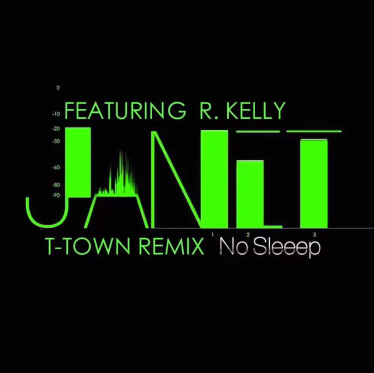 Janet Jackson - No Sleeep (Remix) (Ft  R  Kelly) (Snippets