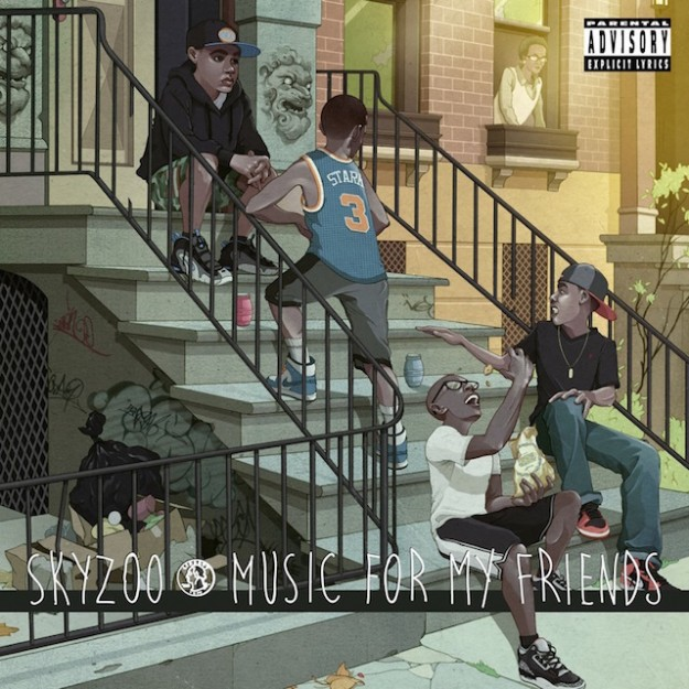 Skyzoo Music For My Friends