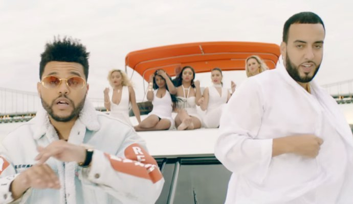 french montana a lie music video