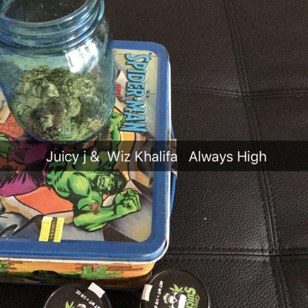 juicy j wiz khalifa always high