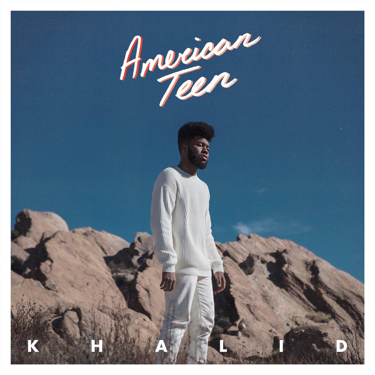 khalid american teen album