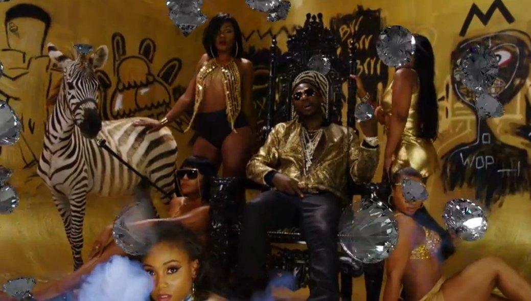 gucci mane at least a m music video
