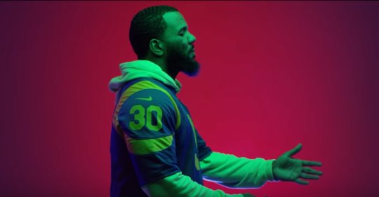 the game baby you music video