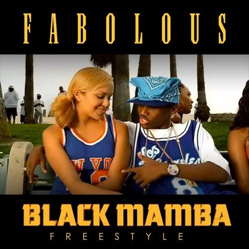 fabolous - black mamba freestyle