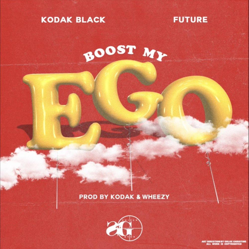 kodak black boost my ego