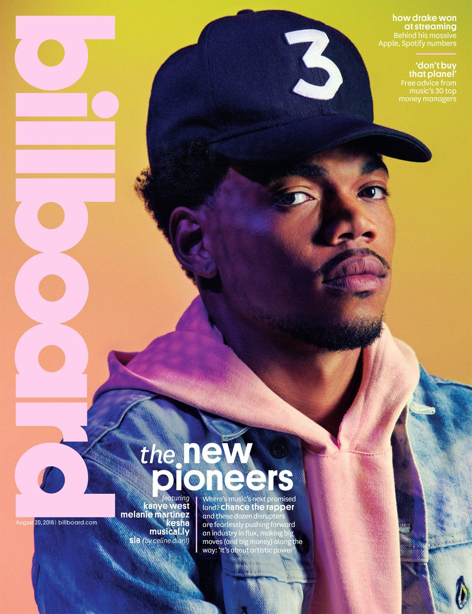 chance the rapper billboard