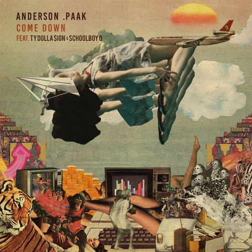 anderson paak come down remix