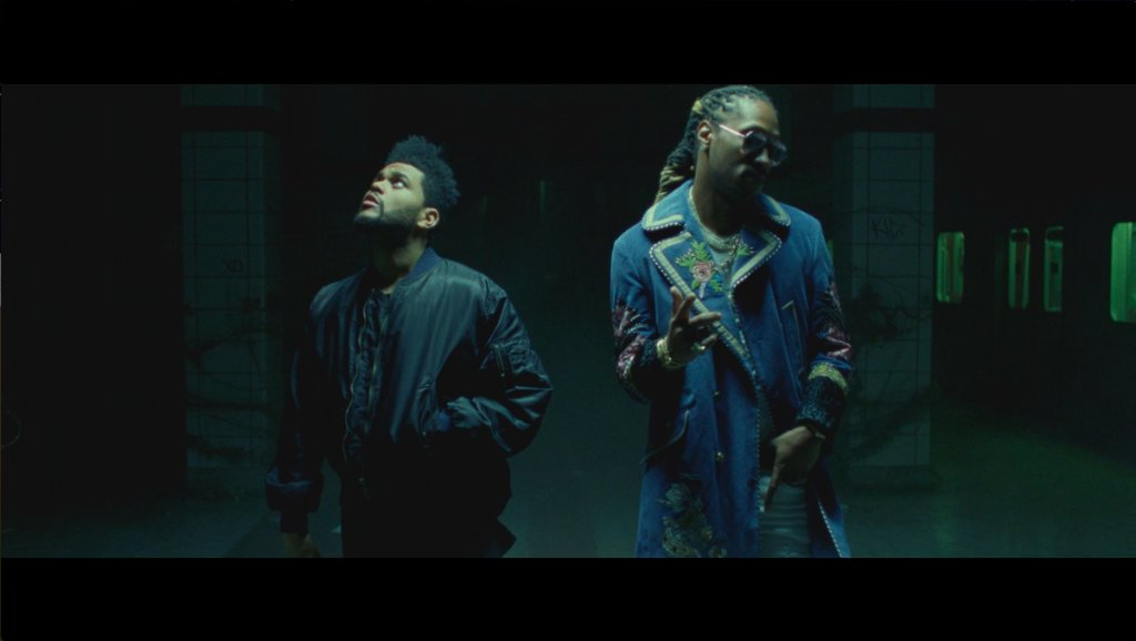 Coming Out Strong (Ft. The Weeknd) (Music Video
