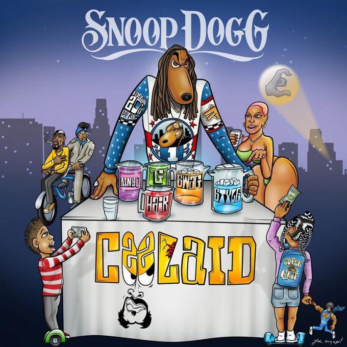 snoop dogg cool aid