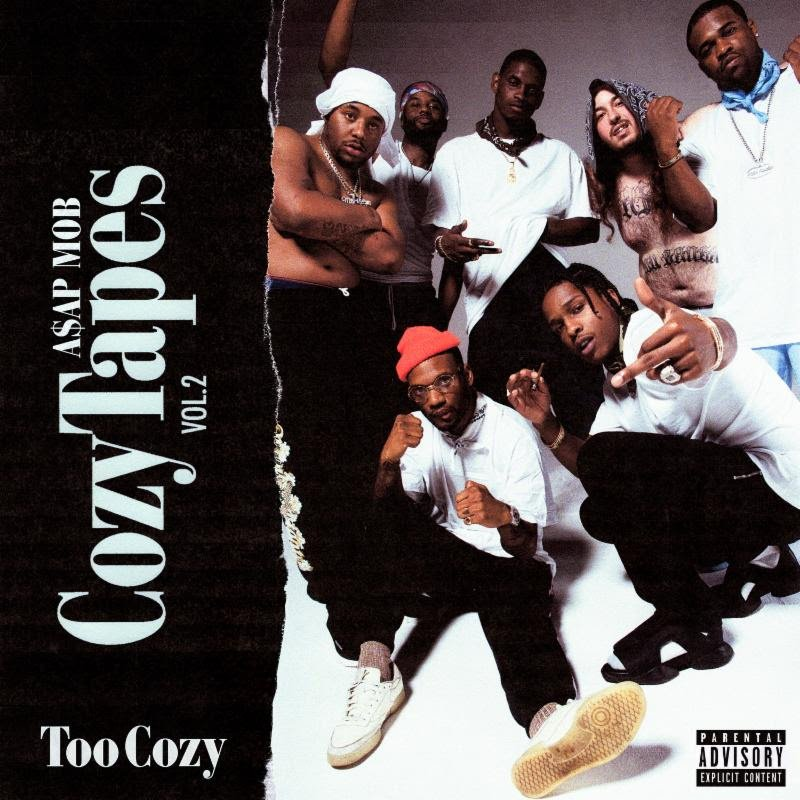 ASAP Mob Cozy Tapes Vol. 2