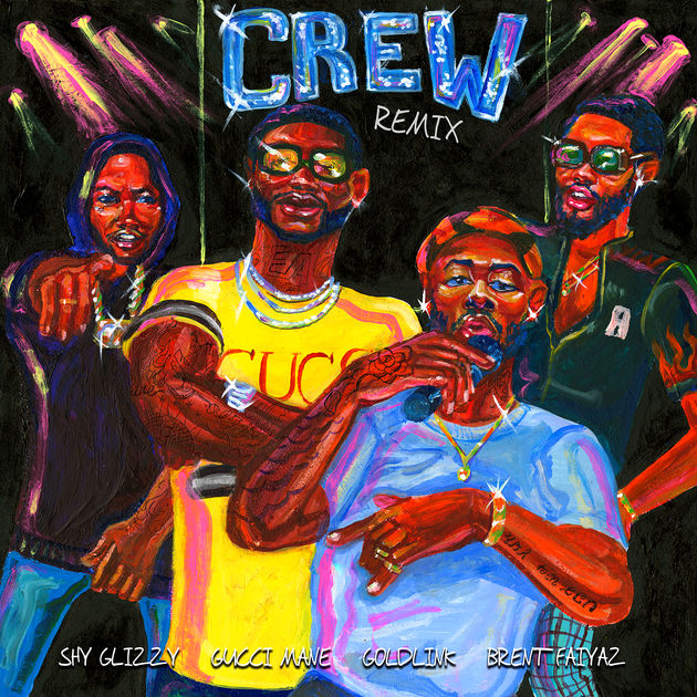 goldlink crew remix gucci mane