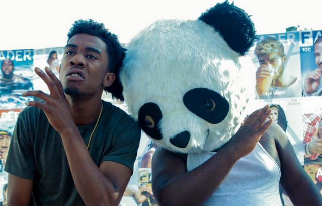 panda number 1 billboard