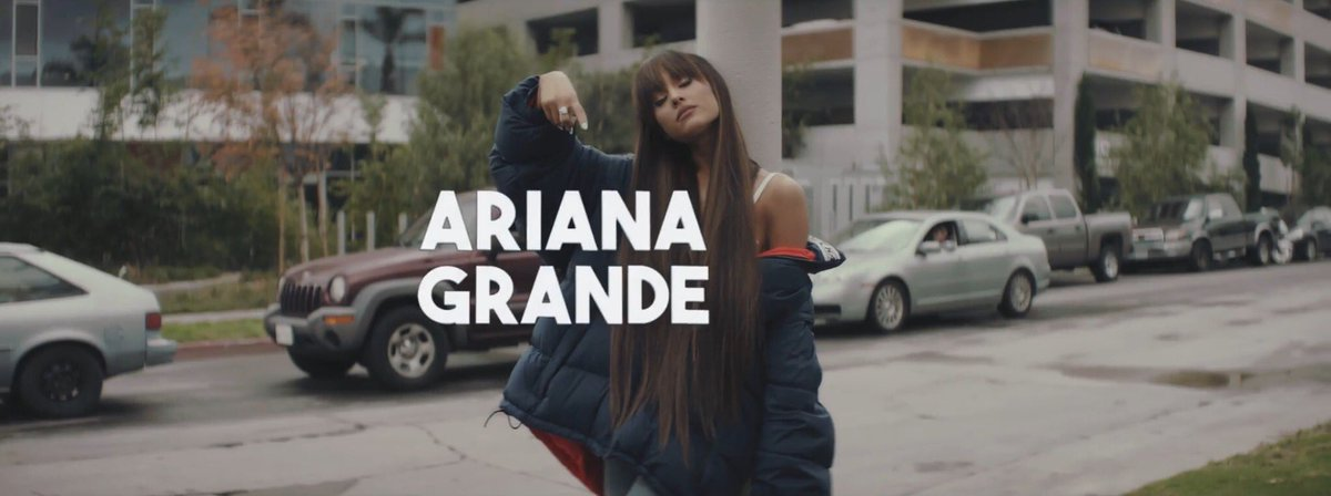 ariana grande everyday music video