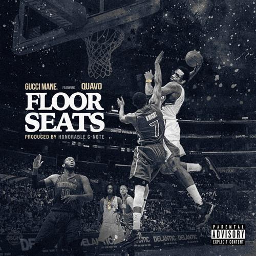 Gucci Mane Floor Seats Quavo