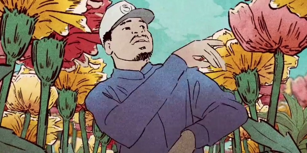 supa bwe chance the rapper fool wit it freestyle