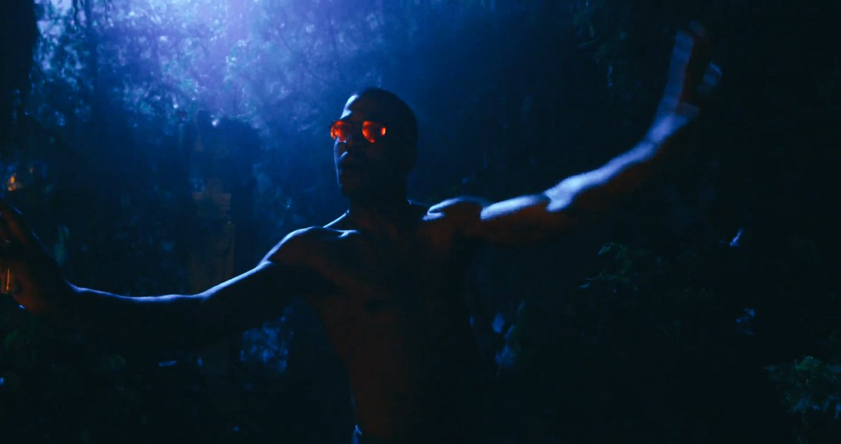 Kid Cudi Frequency Music Video