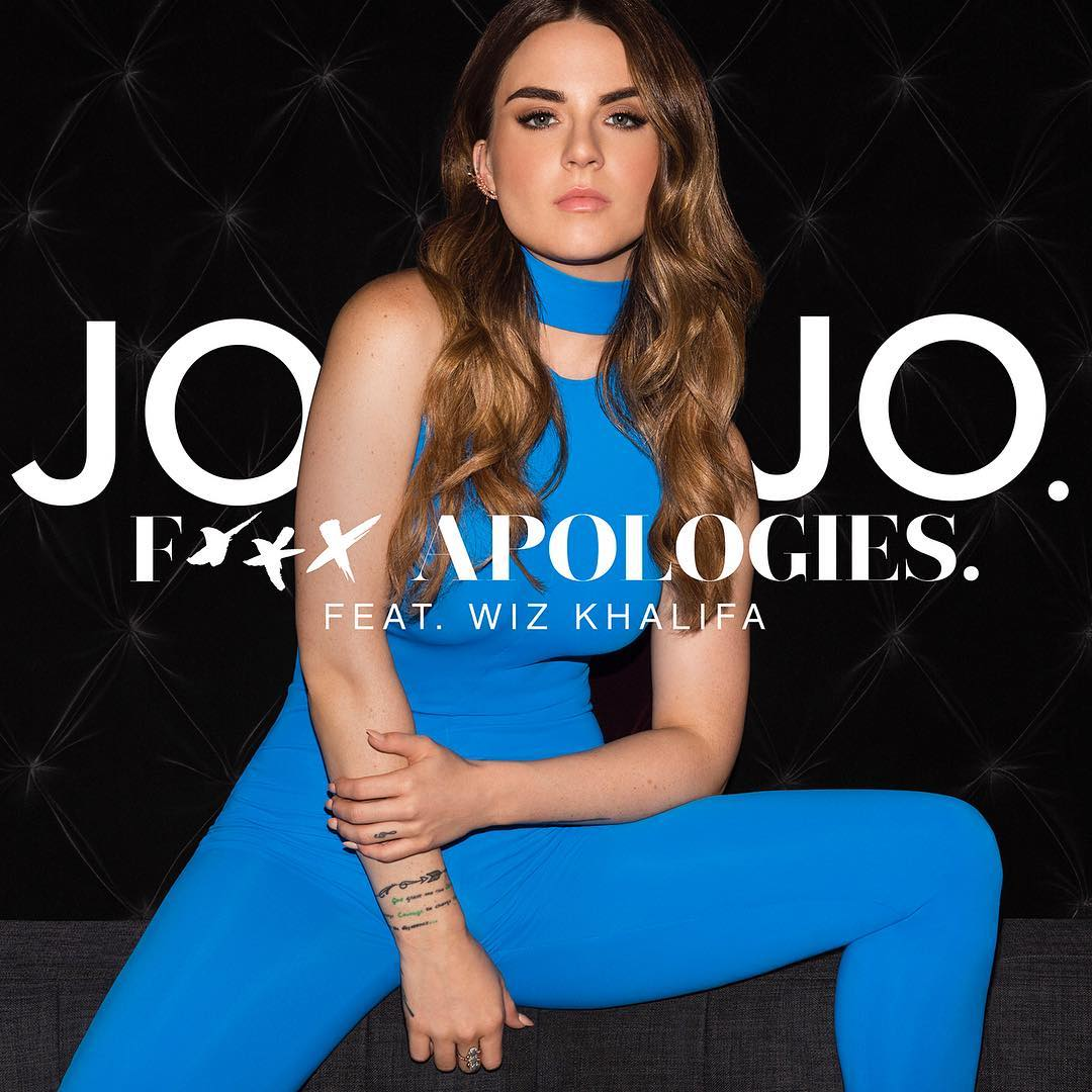 jojo fuck apologies