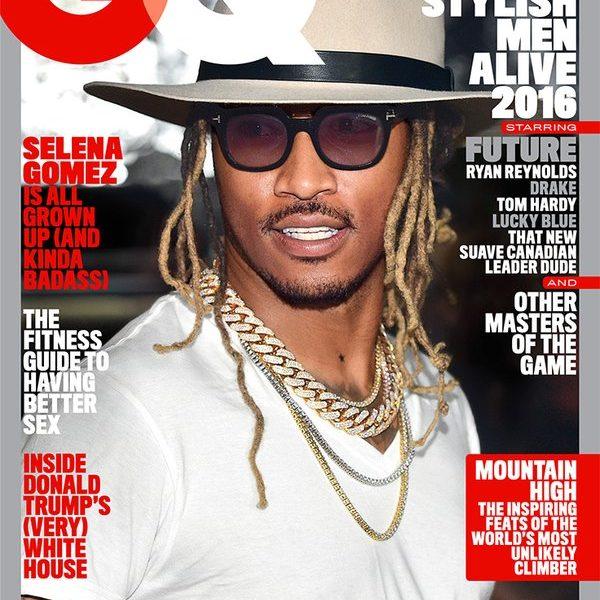 future covers gq magazine
