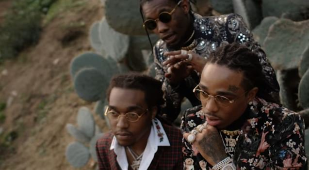 migos get right witcha music video