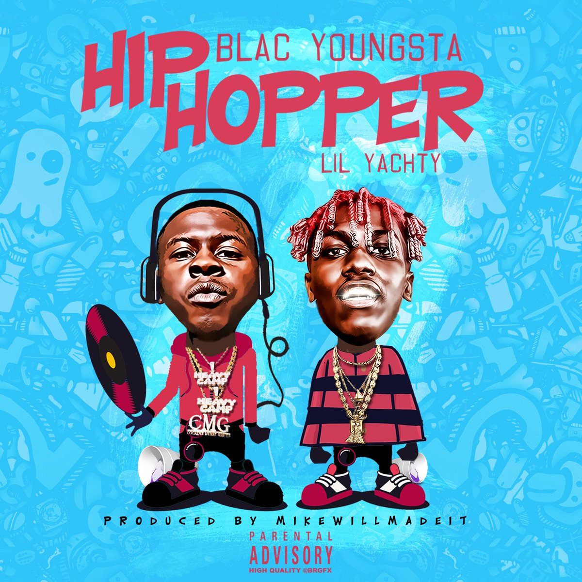 blac youngsta hip hopper