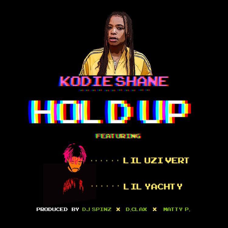 kodie shane hold up