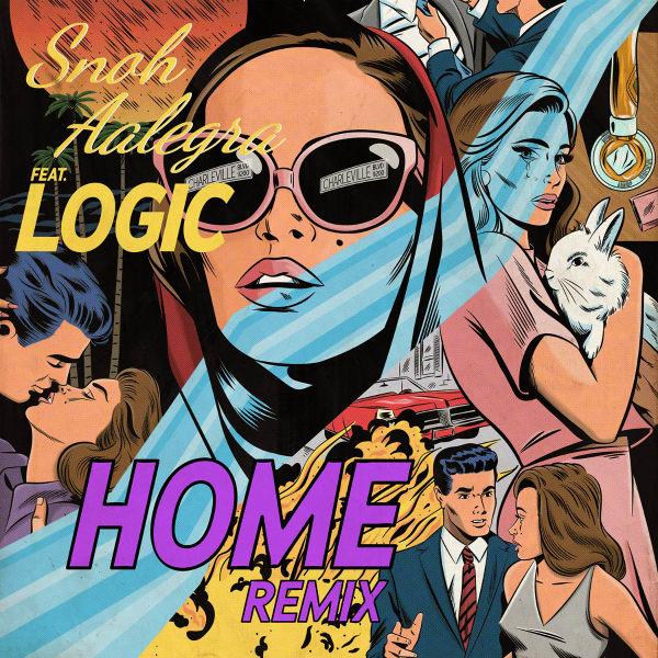 snoh aalegra home remix logic