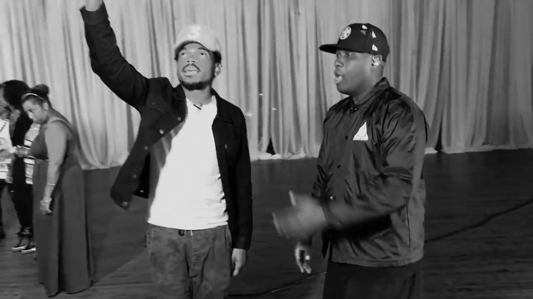chance the rapper how great video