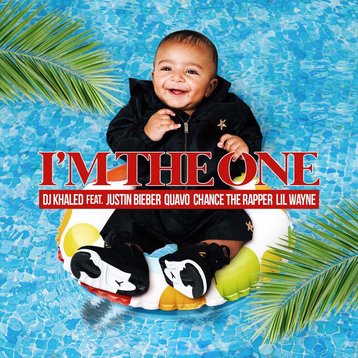 dj khaled im the one