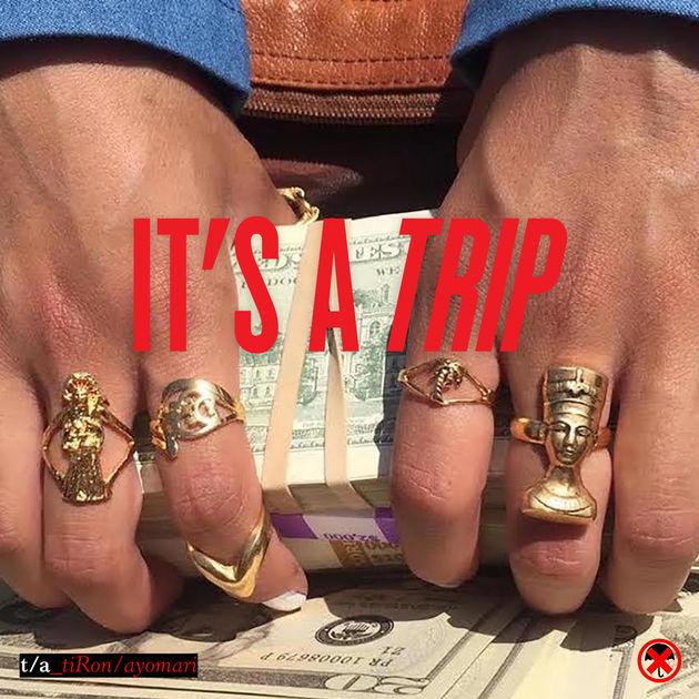 tiron & ayomari its a trip