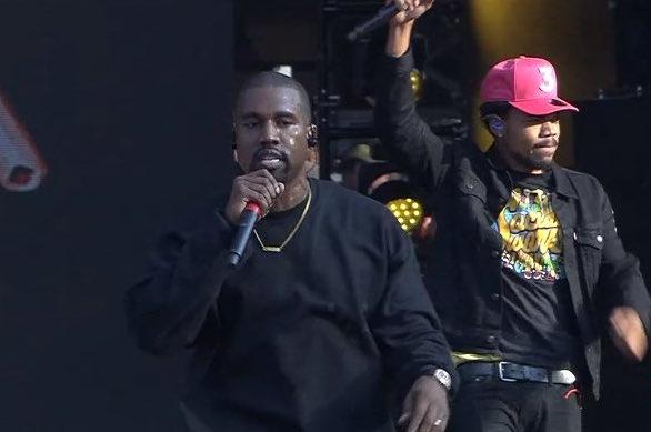 chance the rapper kanye west mcd