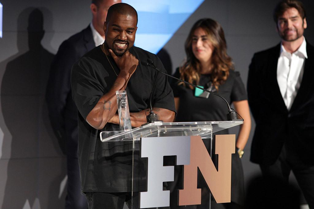 Kanye West FNAA