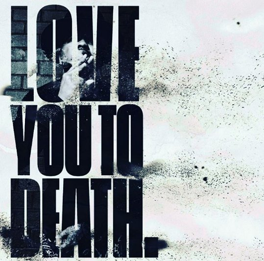 the-dream love you to death