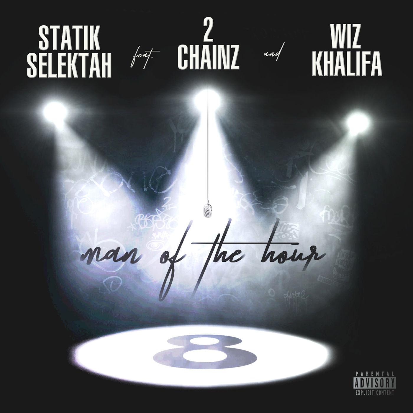 statik selektah man of the hour