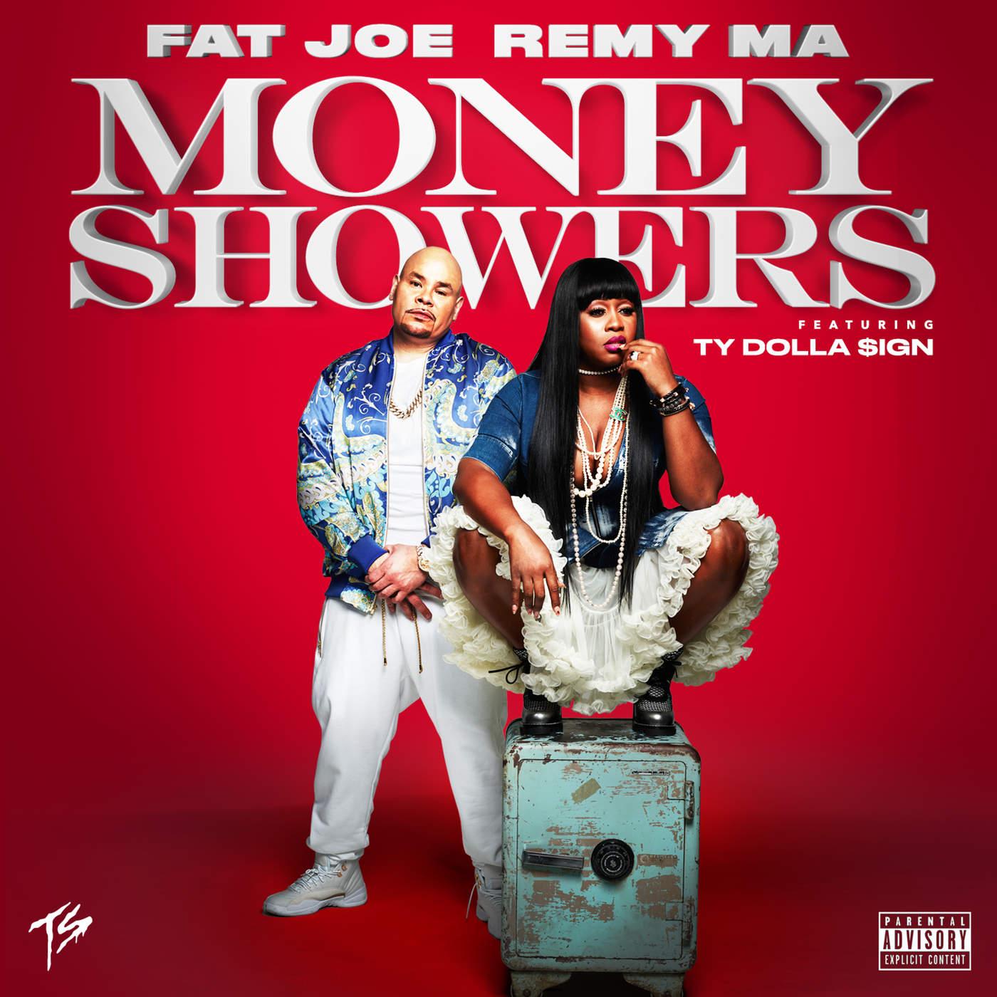 fat joe money showers