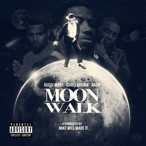 gucci mane moon walk