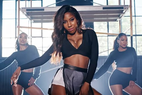 sevyn streeter my love for you video
