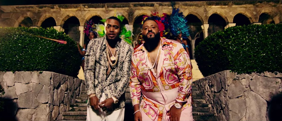 dj khaled nas album done video