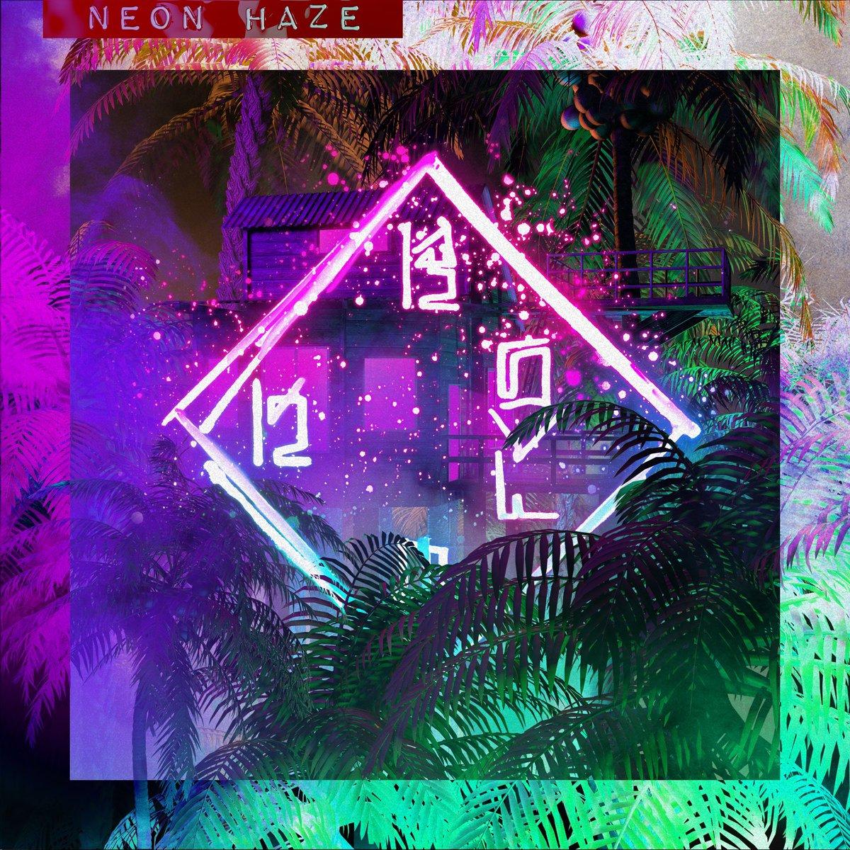 K. Roosevelt Neon Haze