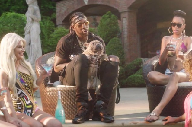 2 chainz not invited video