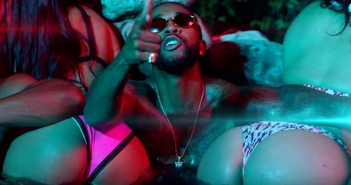 Omarion Okay Ok Music Video