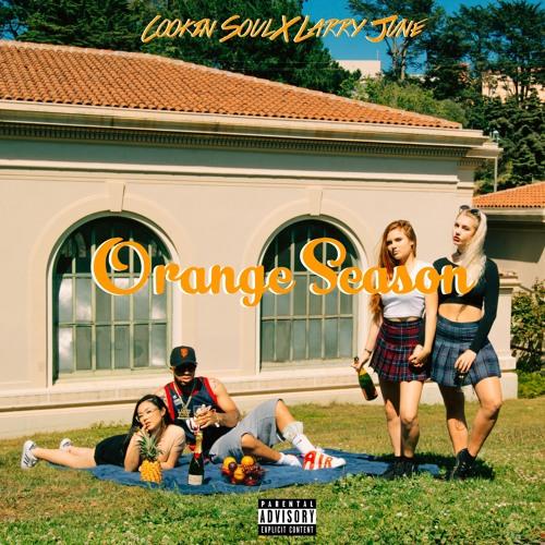Larry June Orange Season