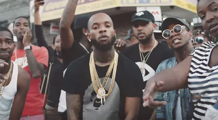 tory lanez other side video
