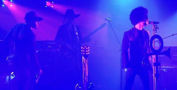 prince kendrick lamar performance