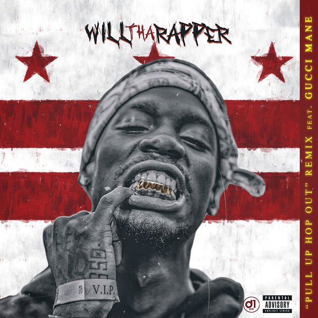 willtharapper pull up hop out remix