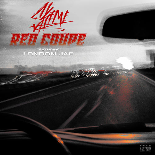skeme red coupe