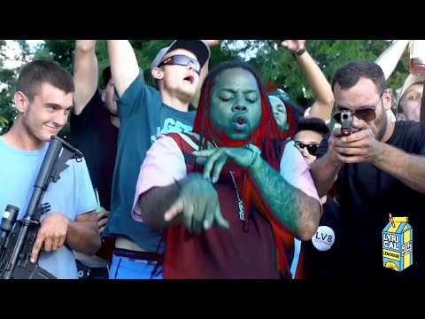 king louie reefa dem video