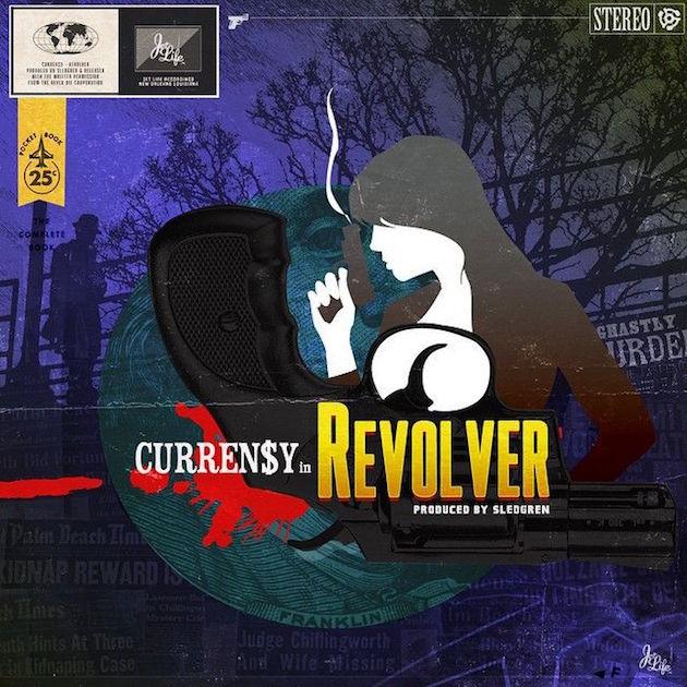 currensy revolver